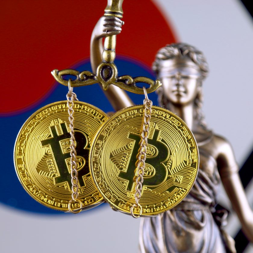 South korean cryptocurrency coin