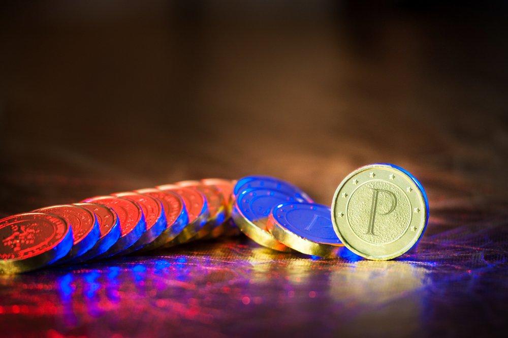 Venezuelan petro coins