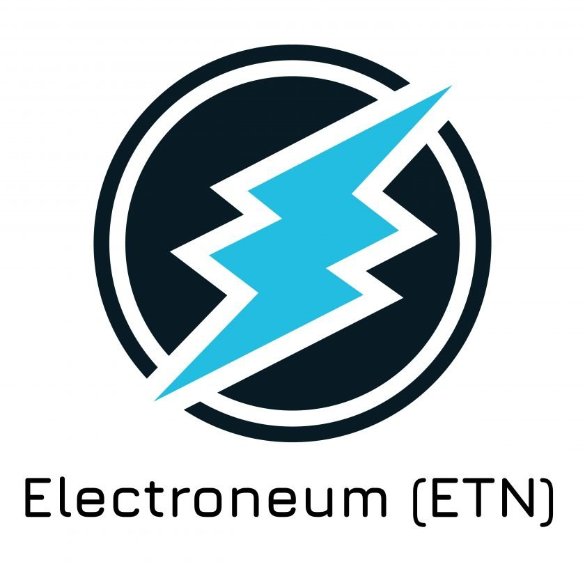 Electroneum blue and black logo
