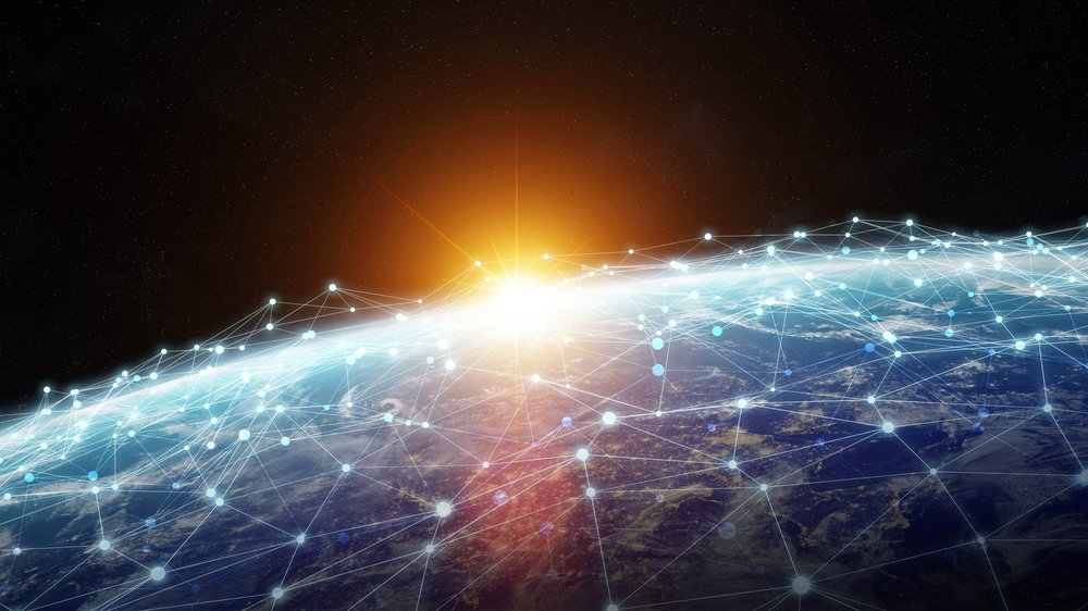 connections system and global datas exchanges