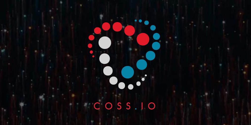 coss.io cryptocurrency exchange