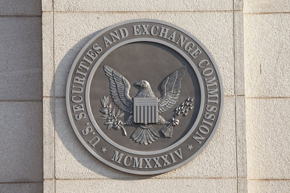 Securities and Exchange Commission in Washington