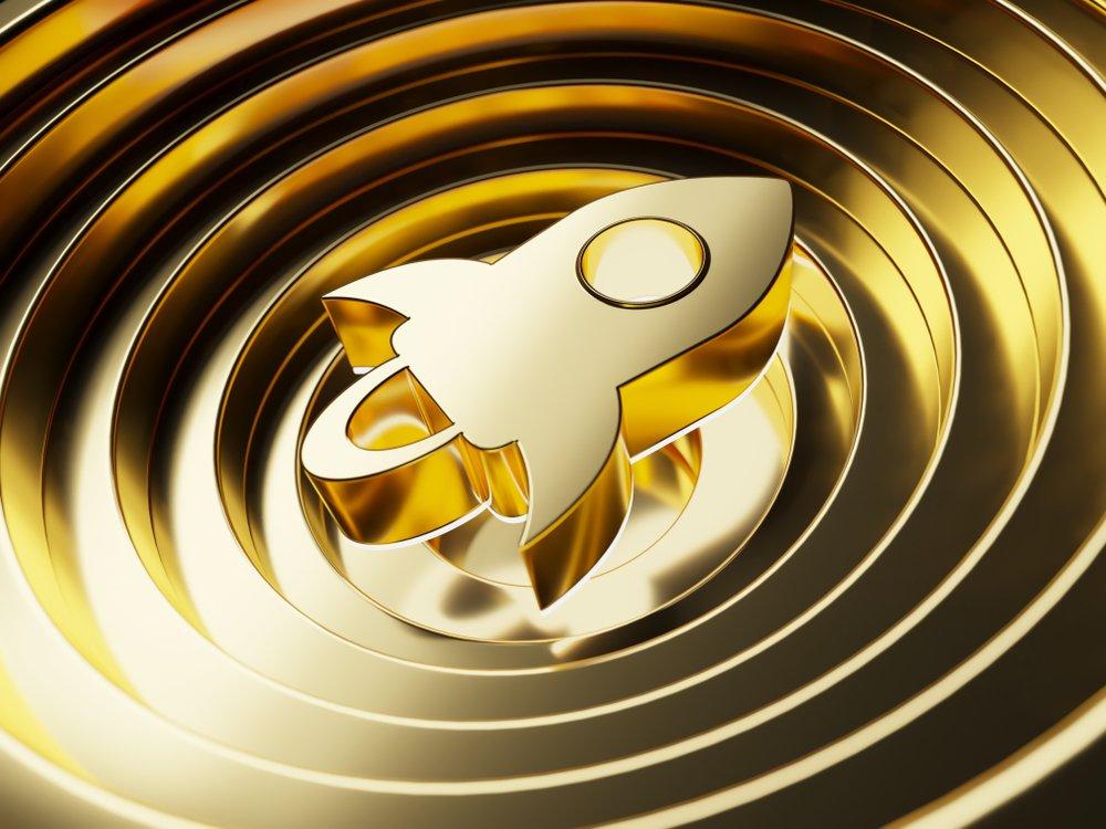 Gold Stellar symbol
