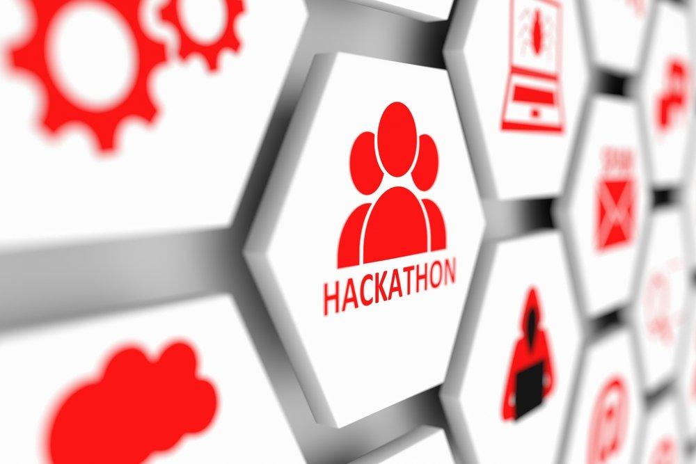 hackathon red button