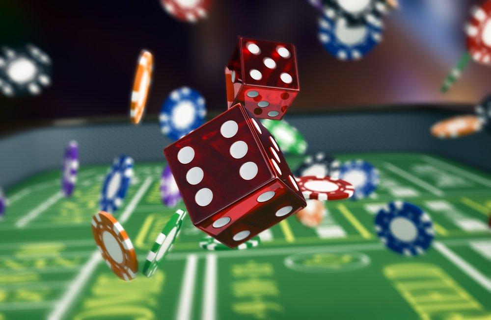 Best craps table odds
