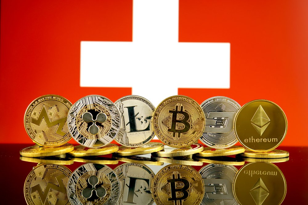 Swiss bank investing in cryptocurrency