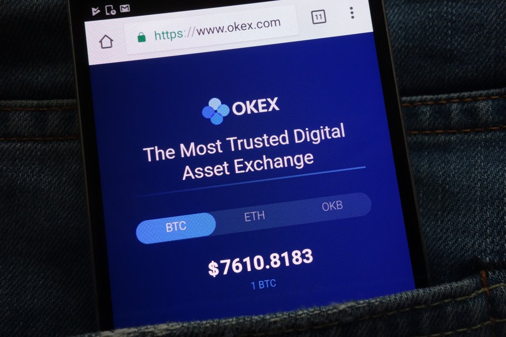 Top Crypto Exchange Okex Primed For Us Entry Joins Huobi