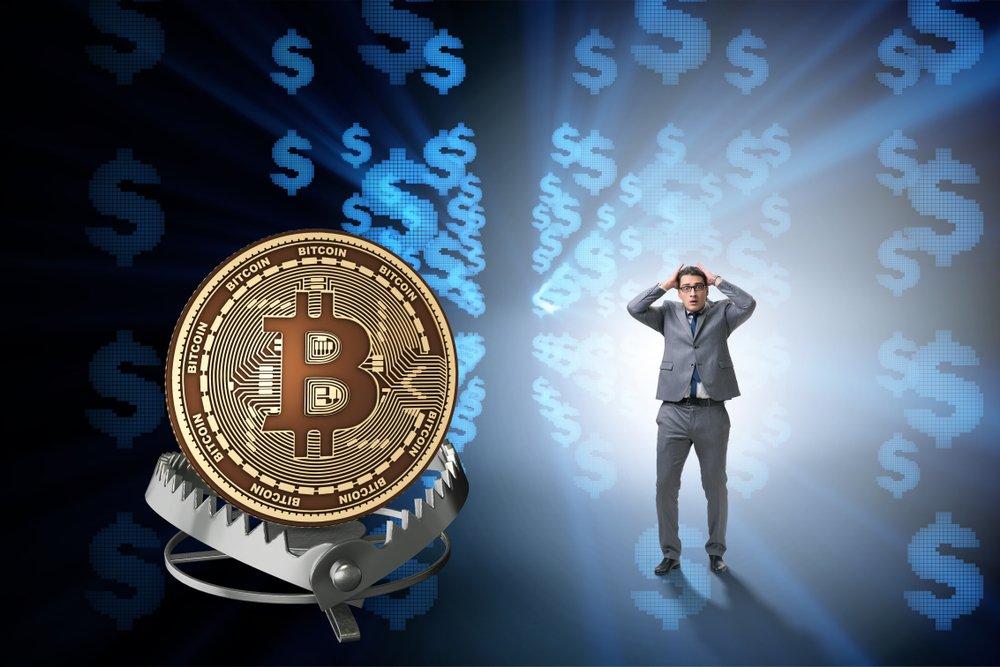 bitcoin revolution scam trap