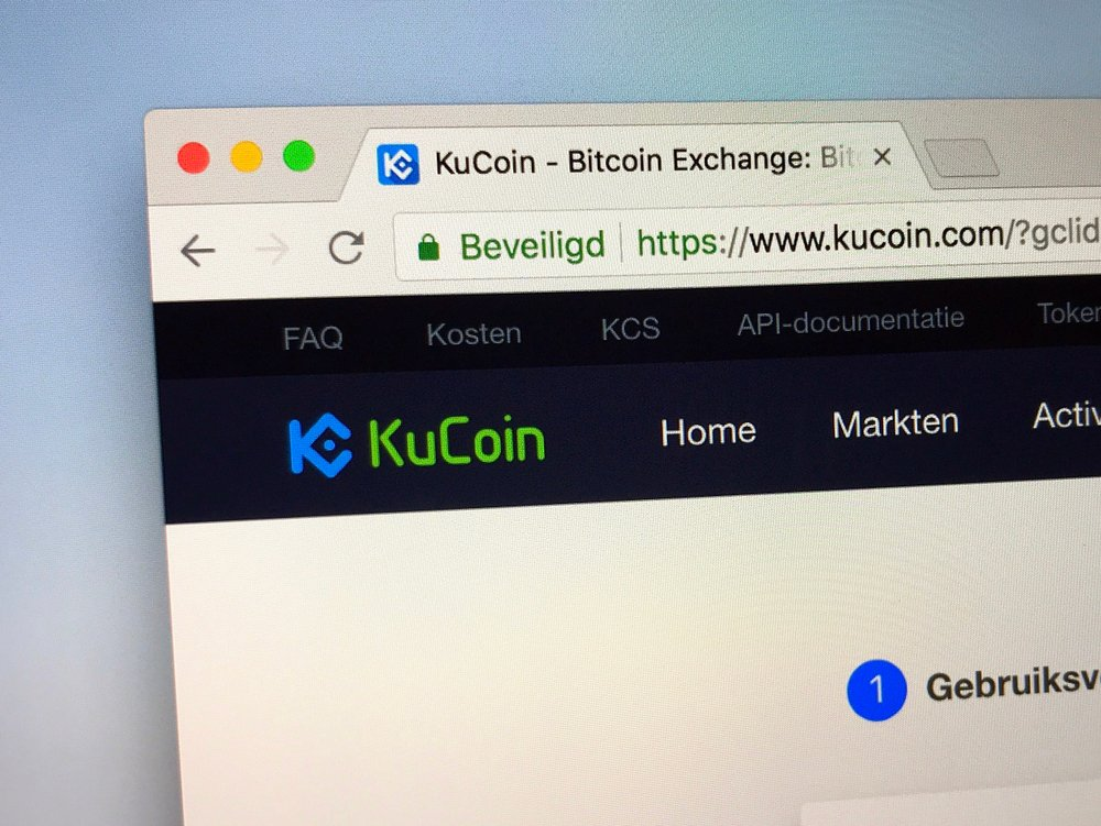 kucoin screenshot