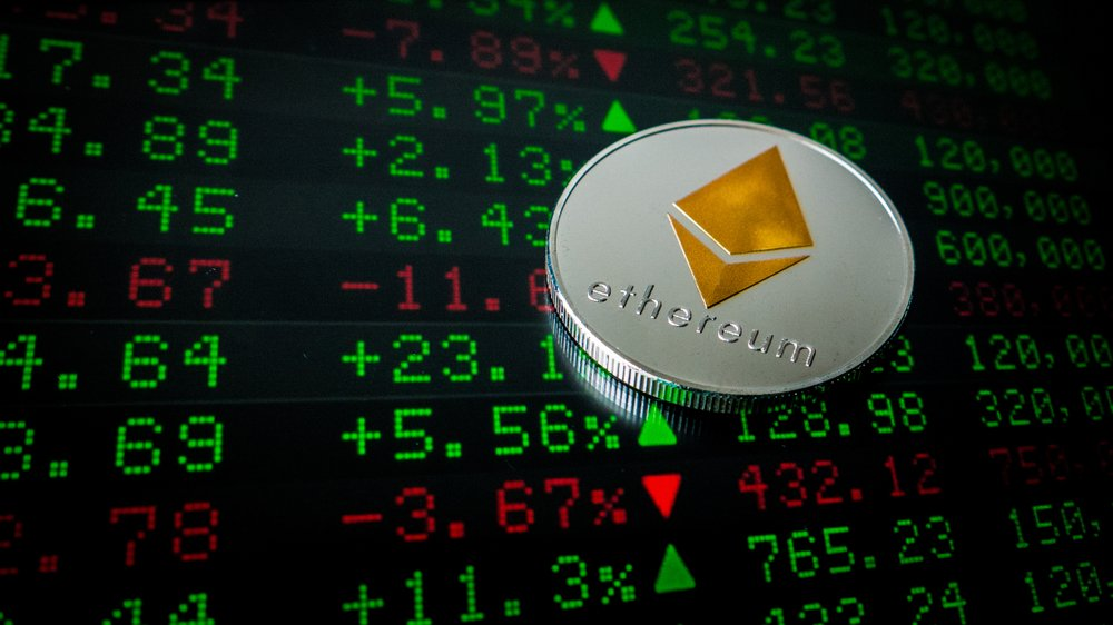 Ethereum (ETH) Looking Ready to Rally as Weekly Transfer Value Exceeds Bitcoin (BTC)